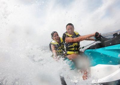 Experiencia moto acuática en Barcelona